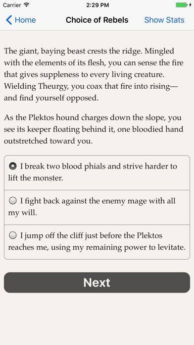 Choice of Rebels: Uprising screenshot 5
