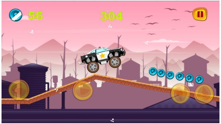 police Car Game screenshot-4