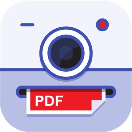 Camera to PDF Scanner App iOS App