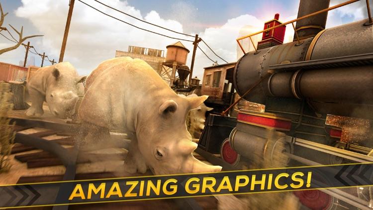 Safari Express: Animal Train