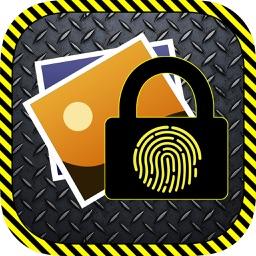 Secret Photo - FingerPrint And Password Protection