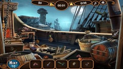 Old Ship Hidden Object screenshot one