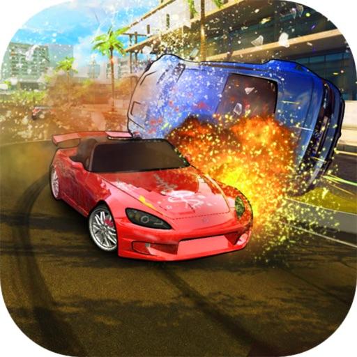 Arena Car Demolition 3D iOS App