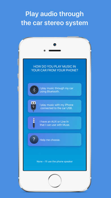 Muse Auto - Assistant for Cars screenshot two