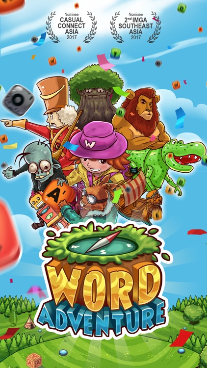Word Adventure screenshot-4