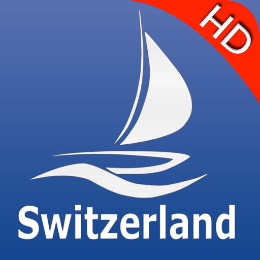 Switzerland Lakes Charts Pro
