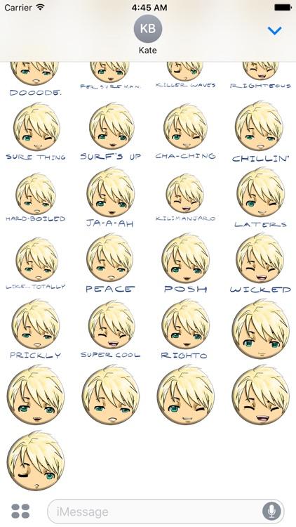 Pushpin Sticker Buttons Vol. 3 screenshot-5