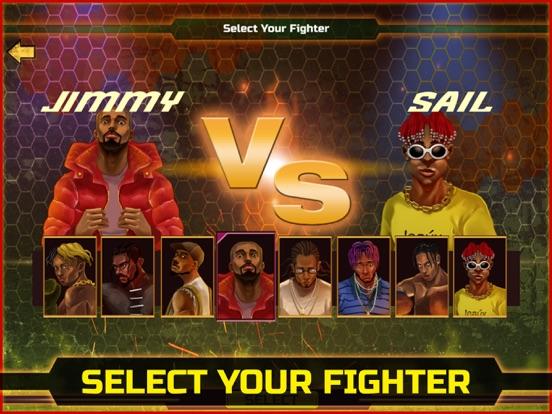 Rap Smash screenshot #2