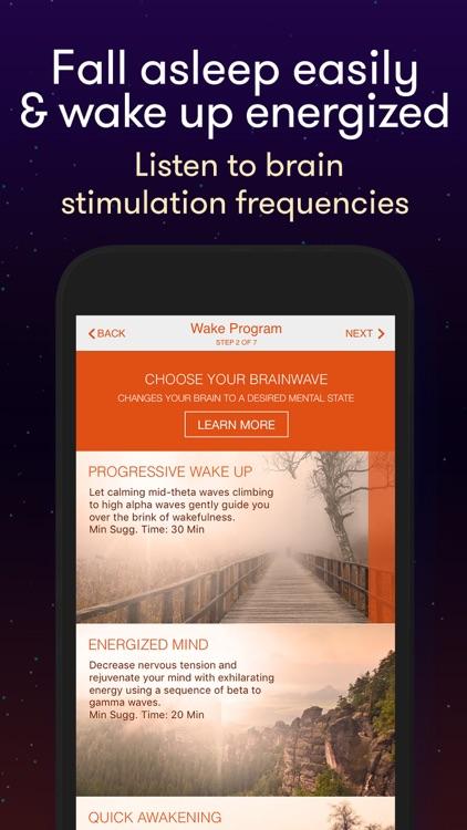 Alarm Clock Sleep Sounds Pro screenshot-3