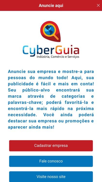Cyber Guia screenshot-3