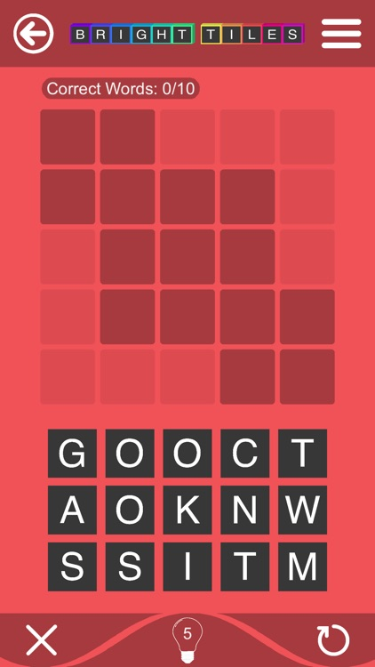 Bright Tiles - Word Puzzles screenshot-6