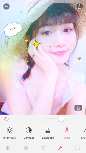 Wink - Photo Editor for Girls Screenshot