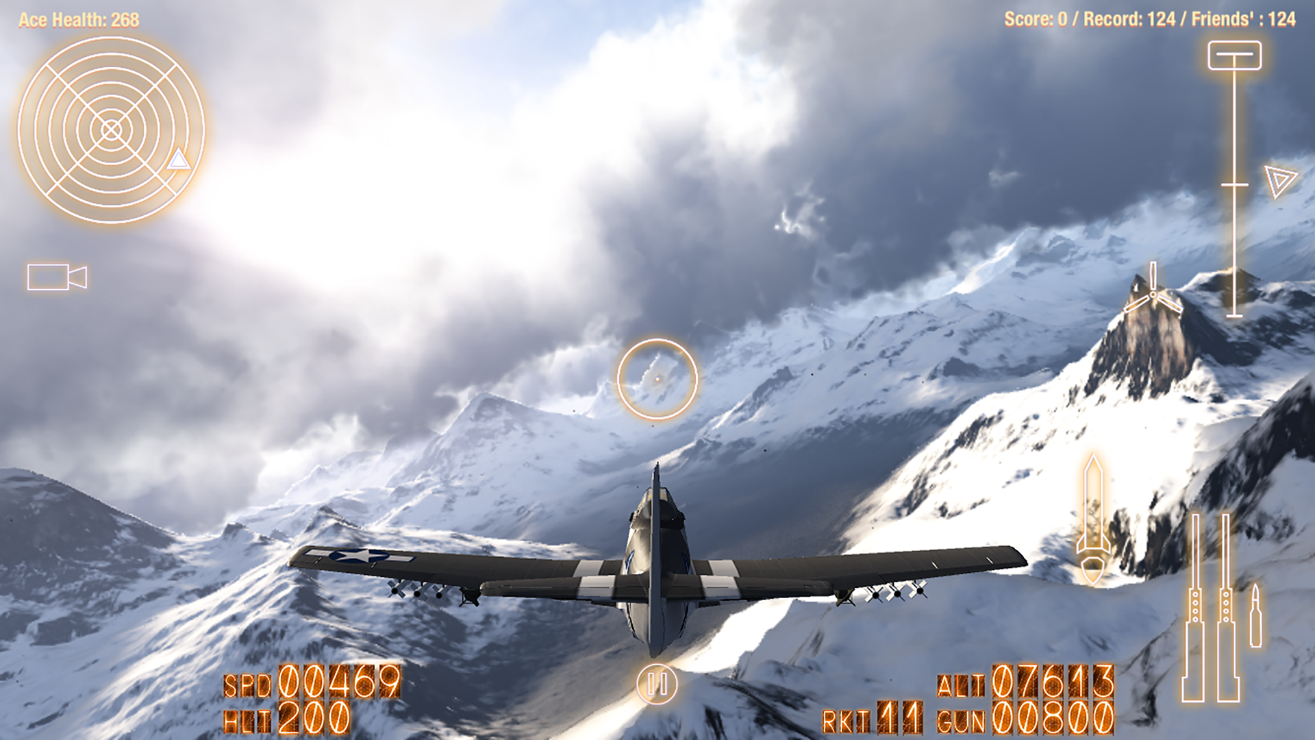 Alliance: Air War screenshot 16