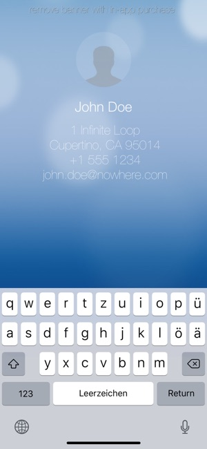 Lockscreen Homescreen Name ID On The App Store