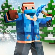 Activities of Survival 3D Winter Block