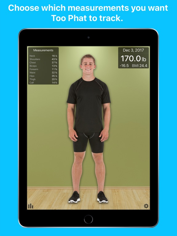 too phat visual weight loss app price drops