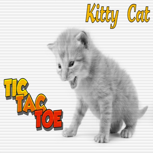 Kitty Cat Tic-TacToe (2Player)