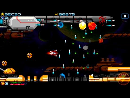 Screenshot 1 Super Hydorah