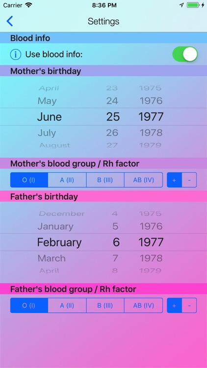 Baby Gender Prognosis screenshot-1