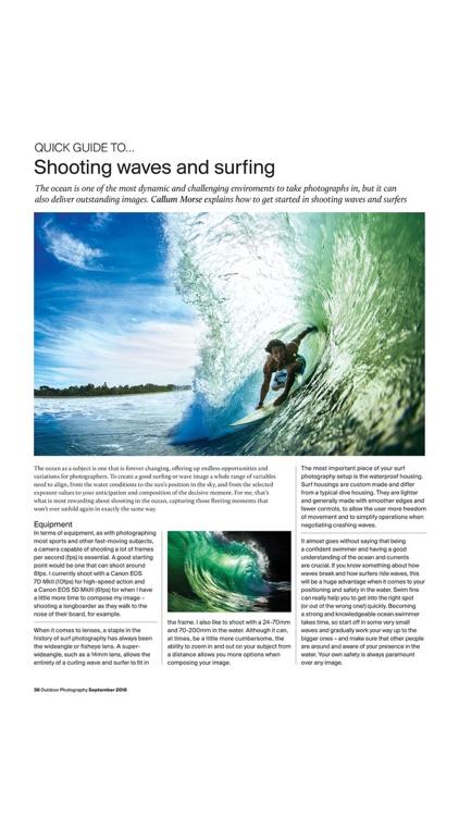 Outdoor Photography Magazine screenshot-3