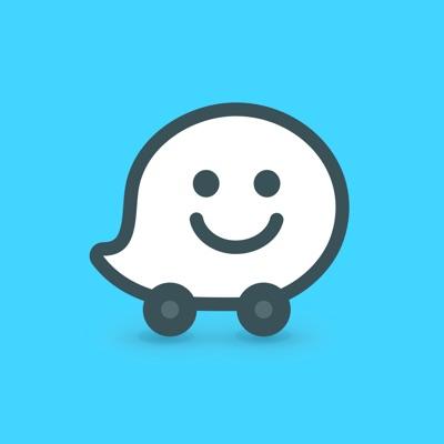 Waze Navigation & Live Traffic ios app