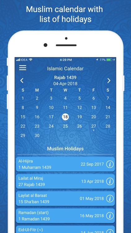 Ramadan Times 2018 screenshot-6