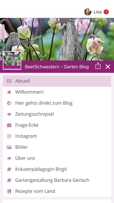 BeetSchwestern - Blog screenshot 2