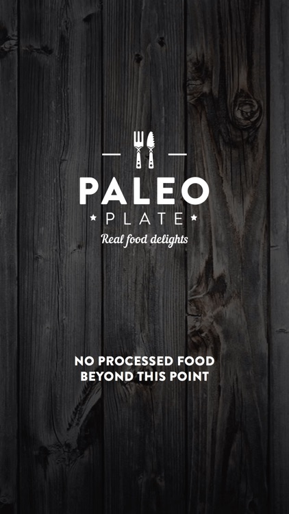 Paleo Plate screenshot-0
