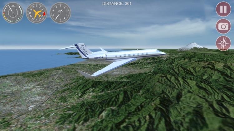 Airplane Fly Tokyo Japan screenshot-5