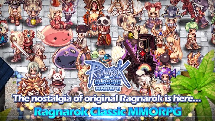 Ragnarok Classic MMORPG