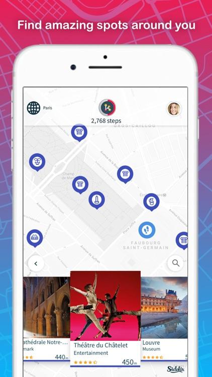 Sidekix: Urban Navigation screenshot-0