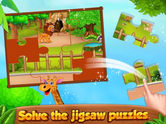 Screenshot #4 for Zoo Story -  Wonder Zoo