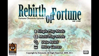 Rebirth of Fortune Screenshots