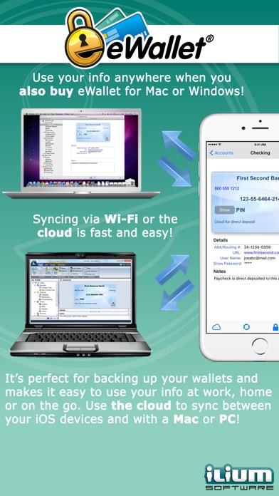 download eWallet - Password Manager apps 4