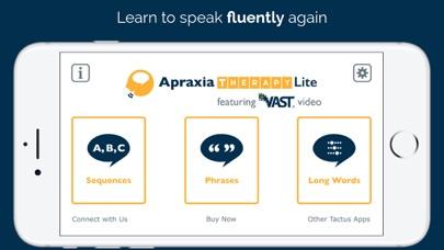 Apraxia Therapy Lite