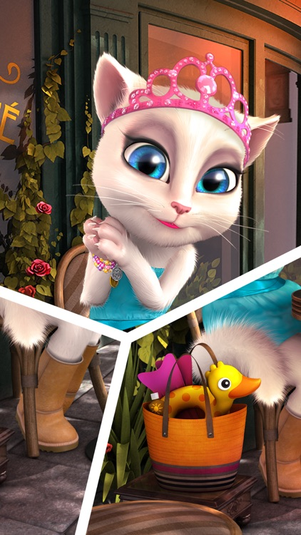 Talking Angela screenshot-2