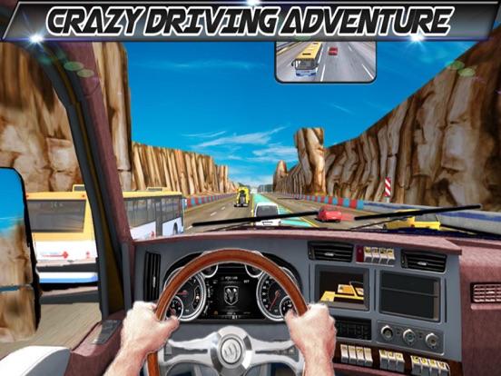 In Truck Driving Highway Games screenshot 7
