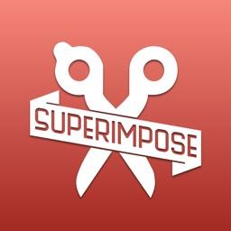 Superimpose Studio-Mix Photos