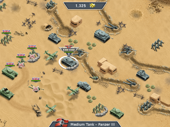 Screenshot #4 pour 1943 Deadly Desert Premium