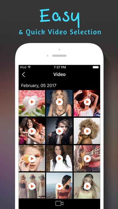 GIF Maker - Video to GIF Maker Screenshot