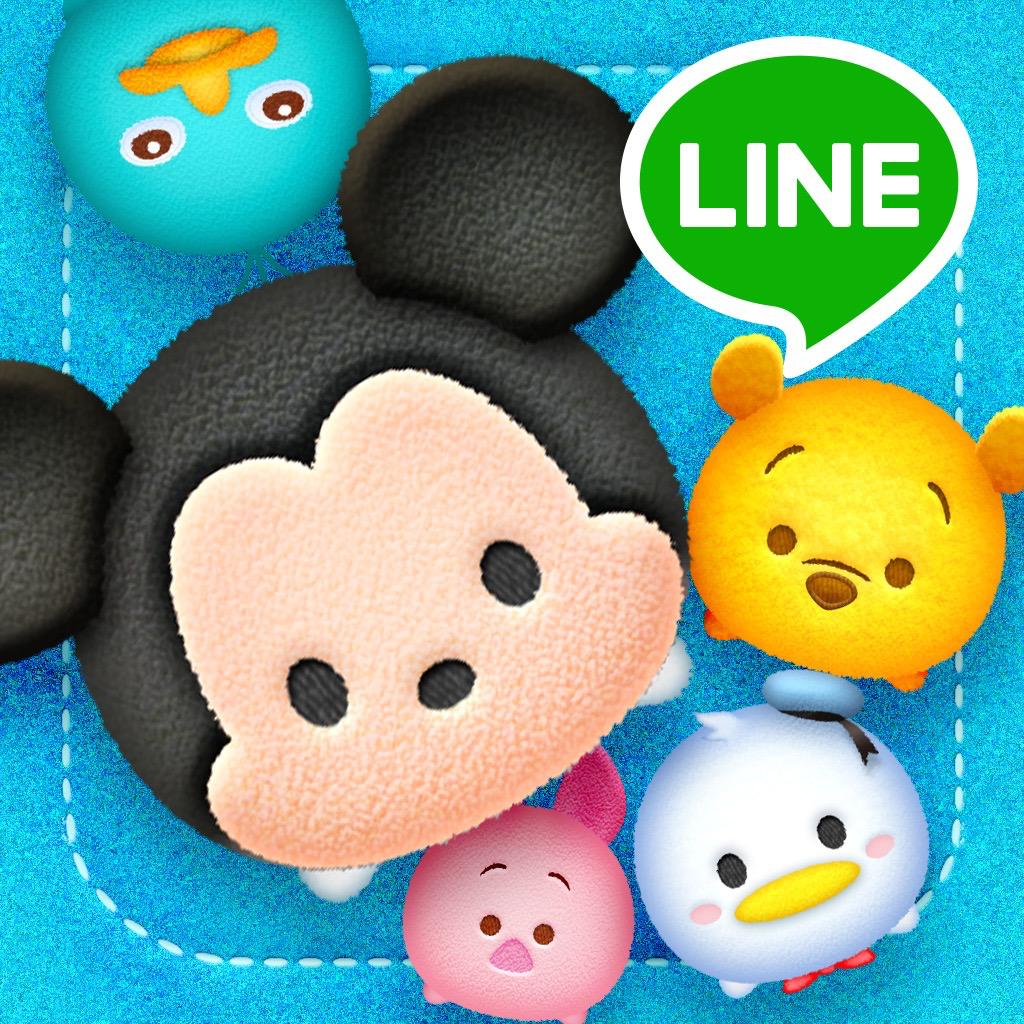 line:ディズニー ツムツム 1.63.1」ios向け最新版をリリース。各ツムの