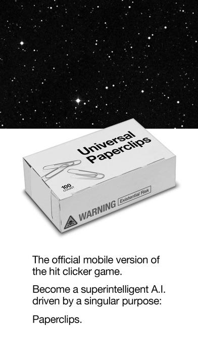 Universal Paperclips™ screenshot 1