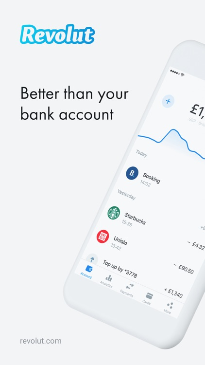 Revolut - Beyond Banking screenshot-0