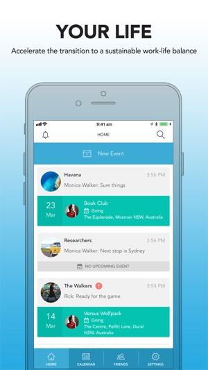 Bsociable - Event Organizer Screenshot