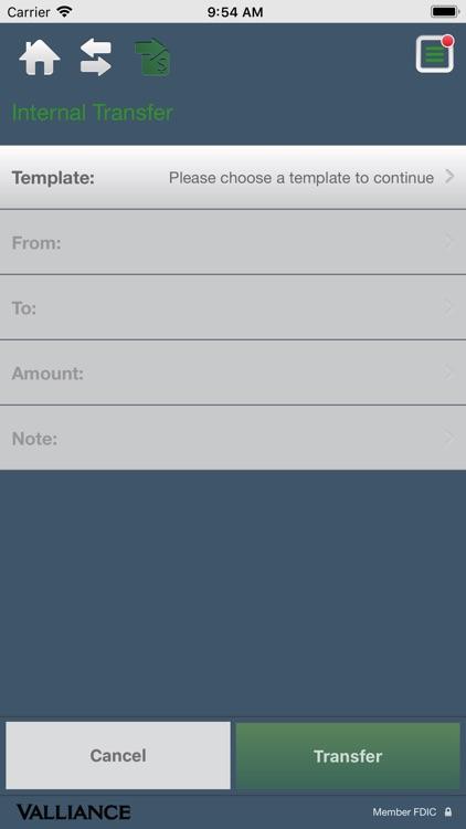 VBank Cash Management screenshot-5