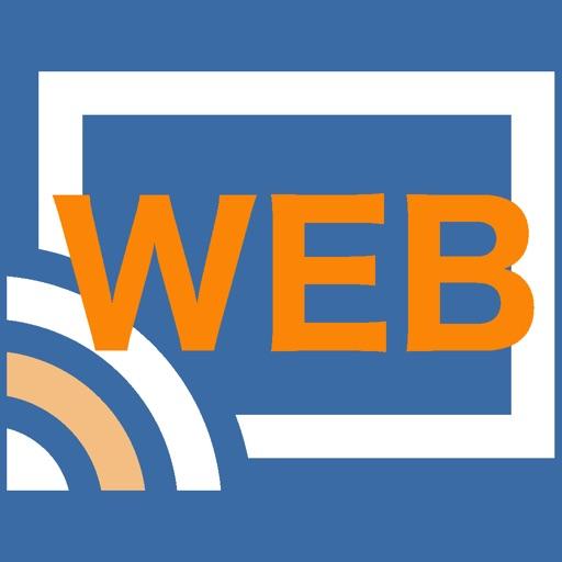 Apps for Chromecast: Web iOS App