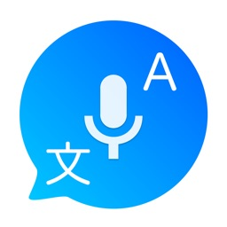 Speak to Translate Voice and Text for Language