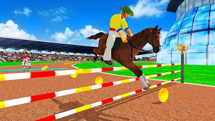 Horse Riding Championship screenshot-3