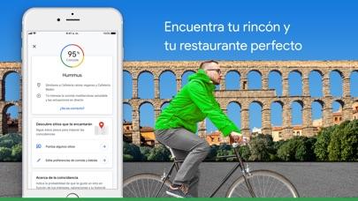 download Google Maps - rutas y comida apps 3