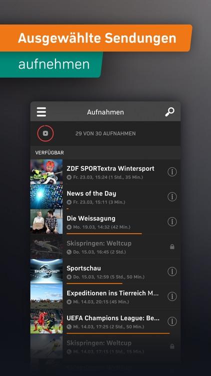 Zattoo Live TV Streaming screenshot-5
